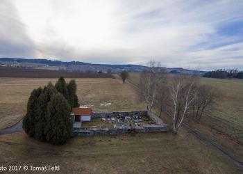 Evangelický hřbitov v Kamenci