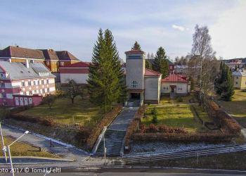 Evangelický kostel v Poličce